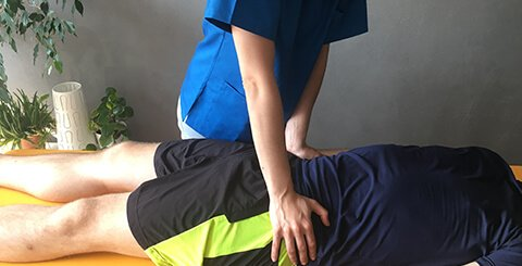 gabinet terapii manualnej katowice
